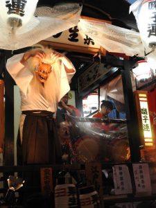 令話元年度坂戸八坂神社夏祭り屋台曳行2日目