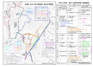 平成30年坂戸八坂神社夏祭りが挙行されます。